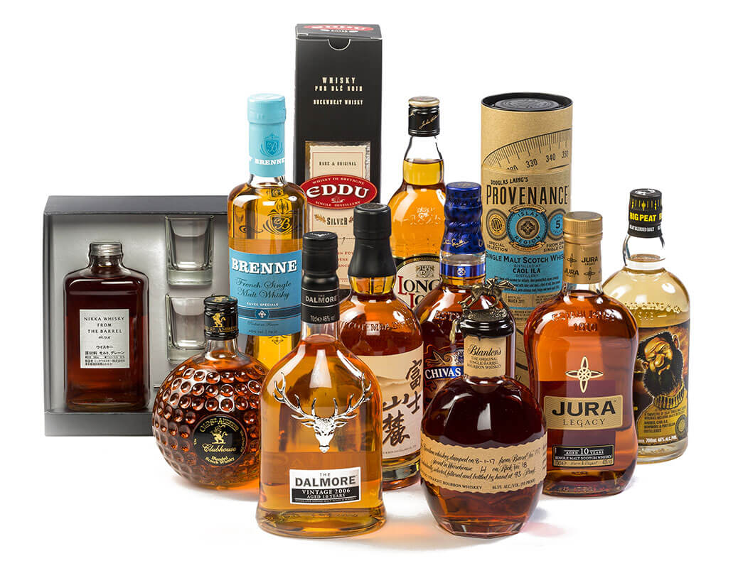 Photo des Whiskies